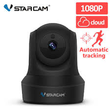 Vstarcam IP Camera 1080P AI Tự Động Theo Dõi Không Dây Gia Camera An Ninh  Camera Quan Sát WiFi Camera Giám Sát Trẻ Em C29S|hd không dây ip