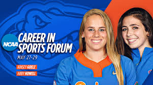 Goelz, Howell Selected to Attend NCAA Career in Sports Forum - Florida  Gators