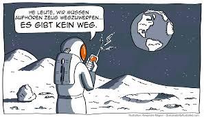 Cartoon #3: Es gibt kein WEG … – Monon e.U