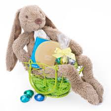 happy easter fun gift basket delivery