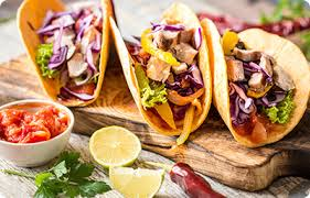 turkey tacos with cabbage slaw mount