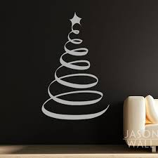 Large Swirl Xmas Christmas Tree Star Festival Turning Circle Pattern Window Wall Sticker Mural Decal Wallpaper 60cmx100cm Home Sticker Mural Window Wall Stickerwall Sticker Aliexpress