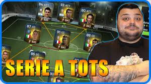 FIFA 15 SERIE A TOTS : UNA SQUADRA INFERMABILE ! [60FPS] - YouTube