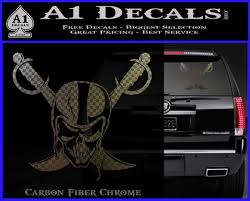 Oakland Raiders Decal Sticker Dcb A1 Decals