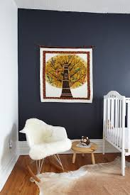 navy blue paint colors vintage