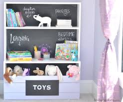 16 Fun Chalkboard Diys For A Kid S Room Shelterness