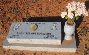 Twila Robinson (1974-2011) - Find A Grave Memorial