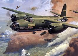 The Martin B-26 Marauder WW-II Aircraft   Model Kits Review