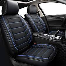 luckyman club leather car seat covers