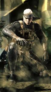 49 metal gear wallpaper iphone on