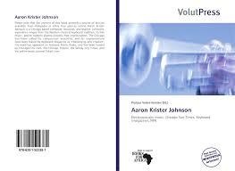 Aaron Krister Johnson, 978-620-1-52238-1, 6201522387 ,9786201522381