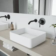 olus wall mounted bathroom faucet