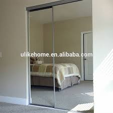 aluminum sliding mirror wardrobe doors