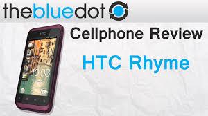 best verizon phones htc rhyme review