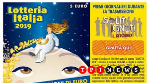 Lotteria Italia 2020: biglietti vincenti