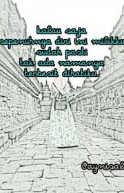 quotes ala santri aynisa mustofa wattpad