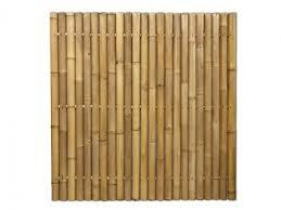 Giant Bamboo Fence Panel