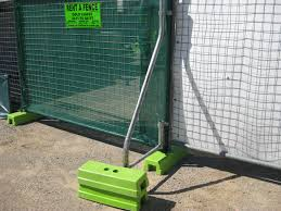 Temporary Fence Hire Accessories Brisbane Rent A Fence
