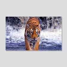 Tiger Wall Decals Cafepress