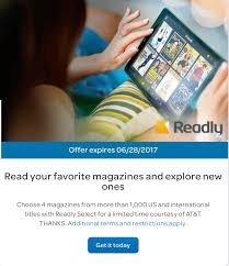 month magazine subscriptions