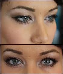 eyeliner tips for your eye shape