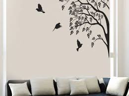Daisy Wall Decals Black And White Silhouette Baby Crow Art Geometric Panther Woman In Vamosrayos