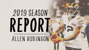 possible extension with Allen Robinson