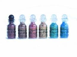 apothecary small vial bottle fairy dust