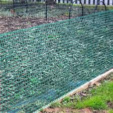 Rigid Green Plastic Garden Fencing Mesh Hexagonal Plastic Plant Support Mesh Buy Rigid Green Plastic Garden Fencing Plastic Plant Support Mesh Hexagonal Support Mesh Product On Alibaba Com