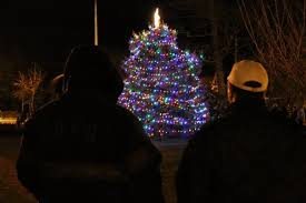 Hundreds Gather For East Quogue Tree Lighting - 27 East