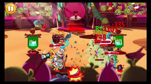 Angry Birds Epic - New Birds Arena Player Vs Player MAX Level ...