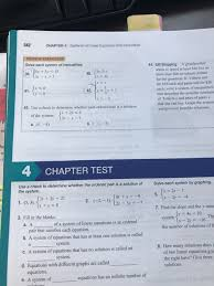 chapter 4 systems of linear equations