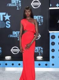 black beauty model looks like a barbie doll
