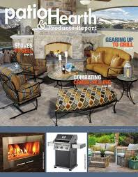 patio hearth products report november