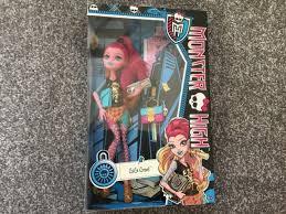 new monster high gigi grant doll in box