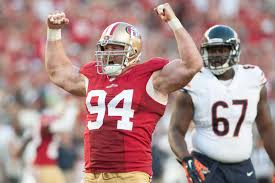 Justin Smith Not Worried About 49ers Leadership After His Retirement