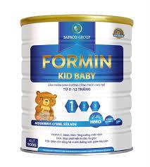 Sữa ForMin Cho Bé Ăn Ngon Miệng - Home