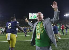 Q&A with Notre Dame athletic director Jack Swarbrick, Part I | Notre Dame  Insider Football | ndinsider.com