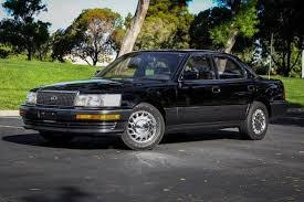 pristine 1990 lexus ls 400