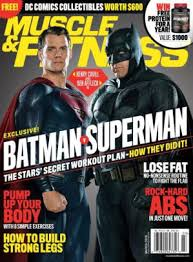 muscle fitness batman v superman by