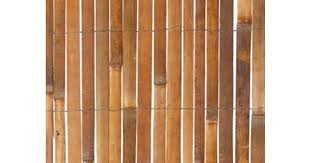 Bamboo Slat Screen 4 X 1m At Homebase Be Inspired And Make Your House A Home Http Www Homebase Co Uk En H Bamboo Fence Garden Fence Panels Reed Fencing
