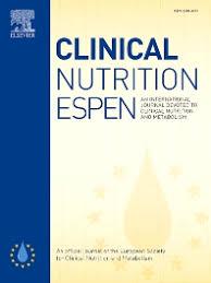 clinical nutrition espen journal