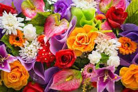 اروع زهور في العالم اعملي بوكية مميز من اروع الورد العالمية