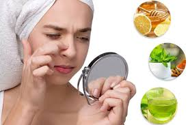 home remes for blackheads nutringly