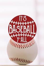 it s baseball y all baseball notebook