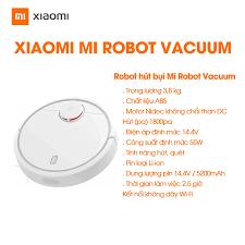 Robot hút bụi Xiaomi Vacuum Mop P - Hàng chính hãng - Bảo hành 12 tháng