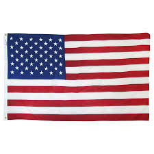 usa made small american flag cotton us