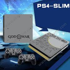 Diy Decal Skin Sticker For Ps4 Slim Console Dualshock 4 Controller Custom Themes Abxgame