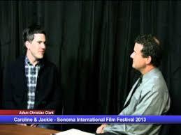 Rick Love, Adam Christian Clark, writer/director -CAROLINE AND ...