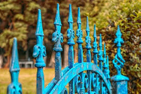 43 Amazing Fence Gate Ideas